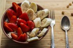 Prima colazione sana Immagini Stock