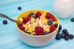 Prima colazione sana Immagini Stock Libere da Diritti
