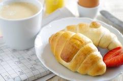 Prima colazione sana e piacevole immagini stock libere da diritti