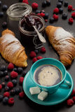 Prima colazione sana fresca Immagini Stock Libere da Diritti