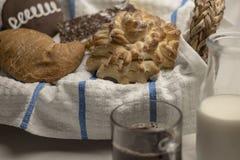 Prima colazione saporita Immagine Stock