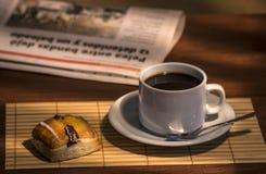 Prima colazione squisita Fotografie Stock