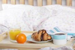 Prima colazione sulla base fotografie stock