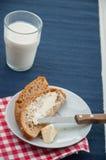 Prima colazione tradizionale del paese Fotografia Stock