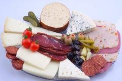 Prima colazione turca ricca e deliziosa sulla tavola immagini stock libere da diritti