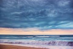 Prima di una tempesta Fotografia Stock