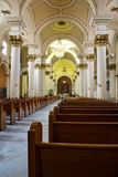 Primada Cathedral of Bogota Royalty Free Stock Photos
