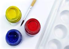 Primaire kleur Stock Foto's