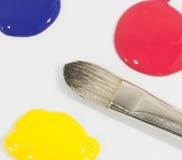 Primaire Kleuren Royalty-vrije Stock Afbeeldingen