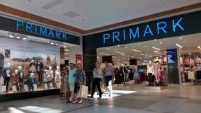Primark Στοκ εικόνα με δικαίωμα ελεύθερης χρήσης