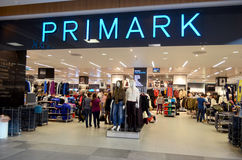 Primark Royalty Free Stock Images