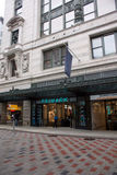 Primark new boston store. The first shop in the United States for the discount fashion chain is in boston massachusetts. The American expansion of the chain Stock Photo