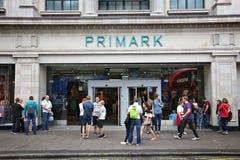 Primark Oxford Street Stock Photos