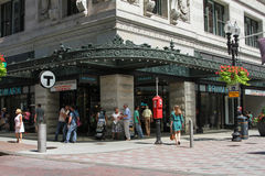 Primark Store, Downtown Crossing, Boston, MA Royalty Free Stock Images