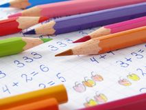 Primary school 3 Royalty Free Stock Photos
