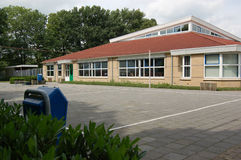 Primary School Building royalty free stock photos