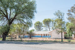 Primary school in Ritchie Stock Image
