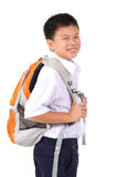 Primary school student Royalty Free Stock Photography