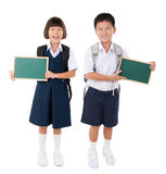 Primary school students Royalty Free Stock Photos