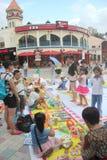 Primary school students social practice activities in SHENZHEN Stock Photography