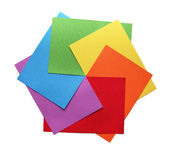 Primary and Secondary Colours Royalty Free Stock Images