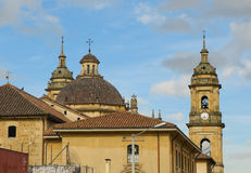 Primate Cathedral, Bogota, Colombia Stock Photo