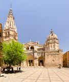 Primate Cathedral of Saint Mary of Toledo Royalty Free Stock Image