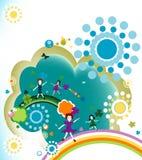Primavera libre illustration