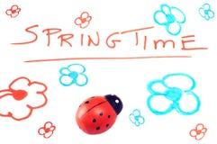 Primavera! Fotografie Stock Libere da Diritti