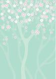 Primavera Background2 Illustrazione Vettoriale