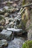 Primavera de agua fotografía de archivo