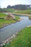 Primavera de agua Foto de archivo libre de regalías