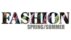 primavera de la moda, verano Imagenes de archivo