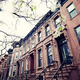 Primavera de New York City Fotografía de archivo libre de regalías