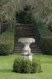 Urna do jardim da autoridade de Benington foto de stock