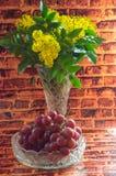 Primavera/decorazione di pasqua Fotografie Stock Libere da Diritti