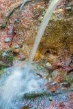 Primavera del agua potable foto de archivo libre de regalías