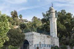 Primavera del ` s di Maria, Ein Kerem, Gerusalemme, Israele immagini stock libere da diritti