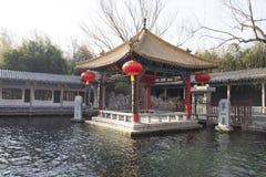 Primavera di Nan Baotu del ` di Ji Fotografia Stock