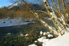 Primavera en el Cáucaso Foto de archivo libre de regalías