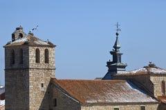 """Primavera La Mancha, Spagna in Castile†"""" Immagini Stock"""