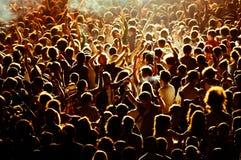 Primavera ljudfestival 2012 Royaltyfri Bild