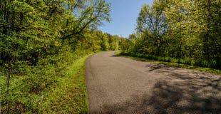 Primavera nello Iowa Fotografie Stock