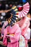 primavera no parque de Ueno, Japão Fotografia de Stock