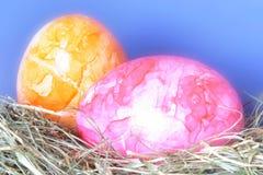 Primavera - ovos orientais Imagens de Stock Royalty Free