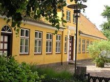 Primavera in Scandinavia Fotografia Stock