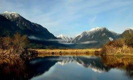 Primavera temprana en Columbia Británica Fotografía de archivo