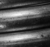 Primaveras en espiral del metal Foto de archivo libre de regalías