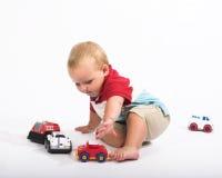 Prime automobili Fotografia Stock