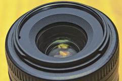 Prime DSLR lens Stock Photography
